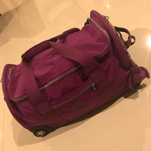 Kipling Discover Small Carry-On Luggage Duffel